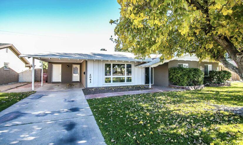 2043 N 71st St Scottsdale, AZ 85257 wholesale listing