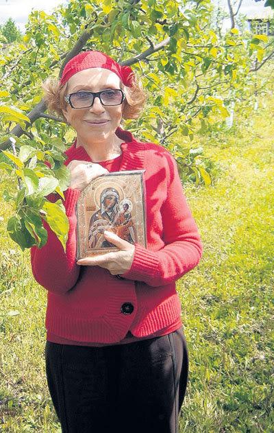 Инна ЧУРИКОВА верит, что израильские врачи вылечат ее сердце