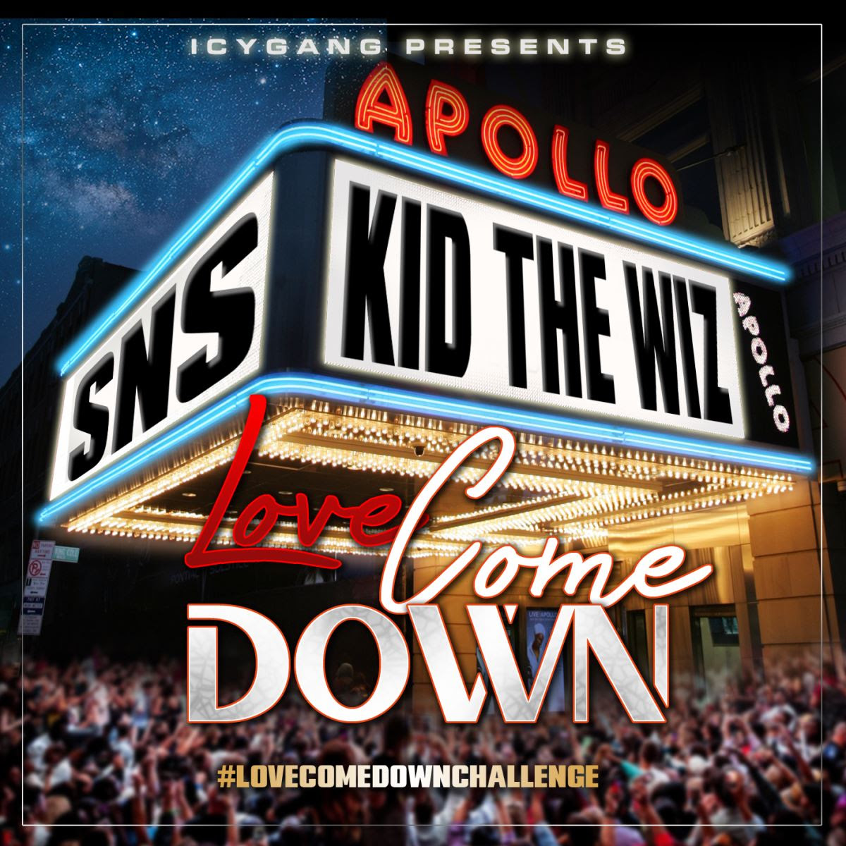 "NEW Artist: SNS & Kid The Wiz - ""Love Come Down"" # ..."