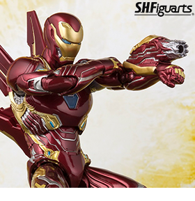 AVENGERS: INFINITY WAR S.H.FIGUARTS IRON MAN MARK L