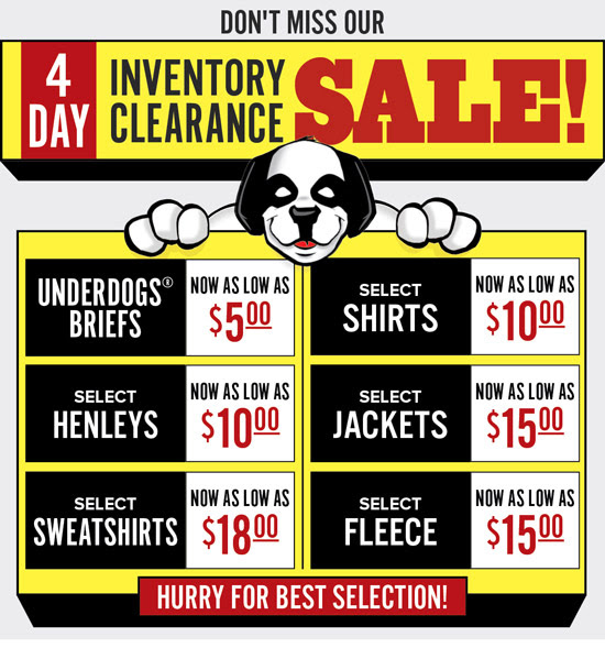 BIG DOGS CLEARANCE Sale - Item...