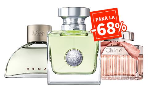 Parfumuri pentru femei de la branduri de top