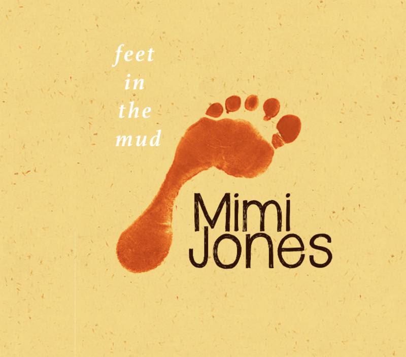 Mimi Jones Feet in the Mud
