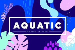 Aquatic Surface Patterns