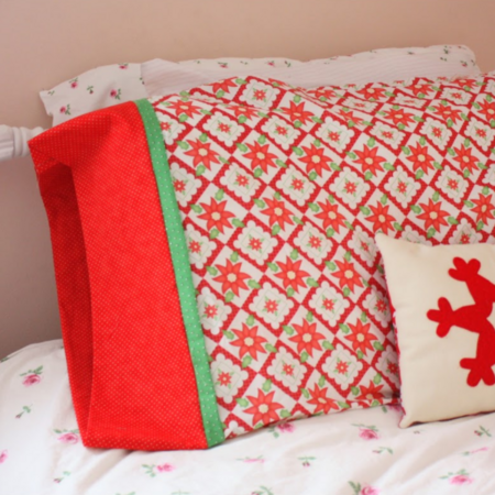 Quick & Easy Pillowcase - Friday. Nov. 12, 2021 - 6 p.m. - 9 p.m.