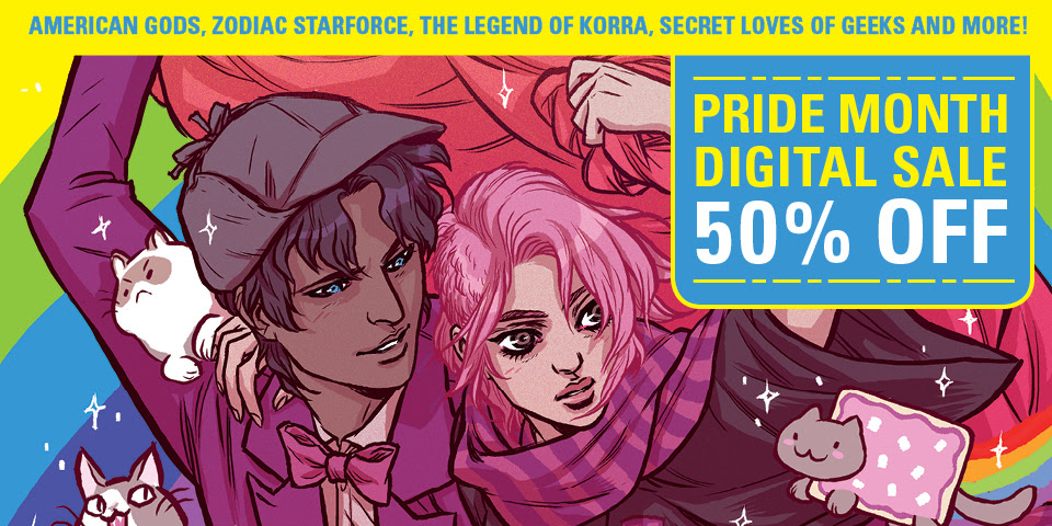 PRIDE DIGITAL SALE