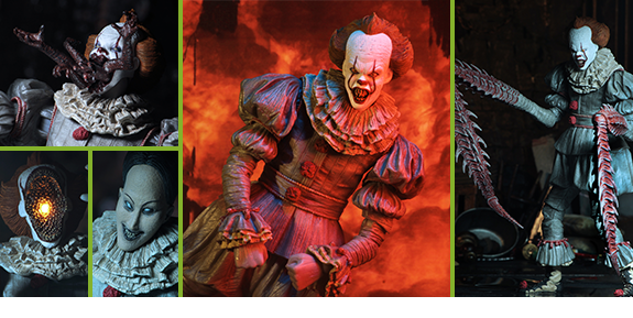 IT (2017) ULTIMATE PENNYWISE (DANCING CLOWN)