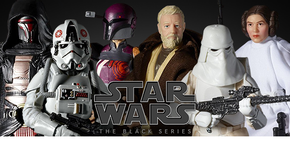 STAR WARS THE BLACK SERIES WAVE 5
