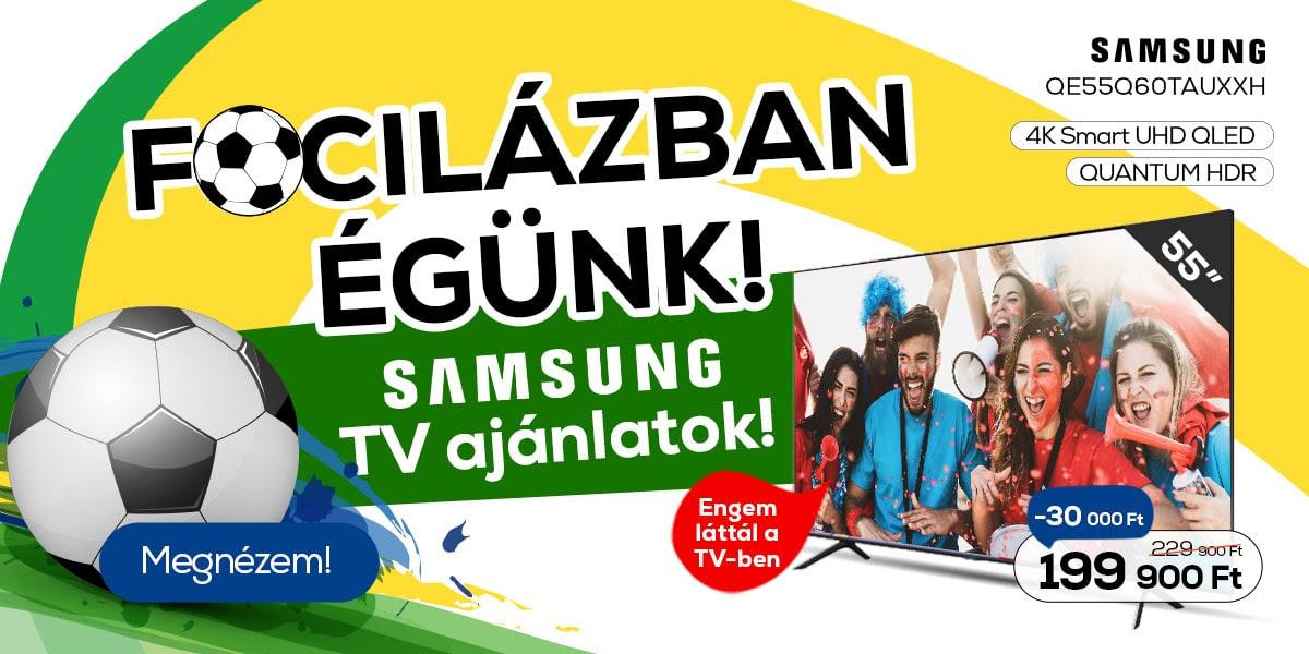 Samsung tévé ajánlatok!