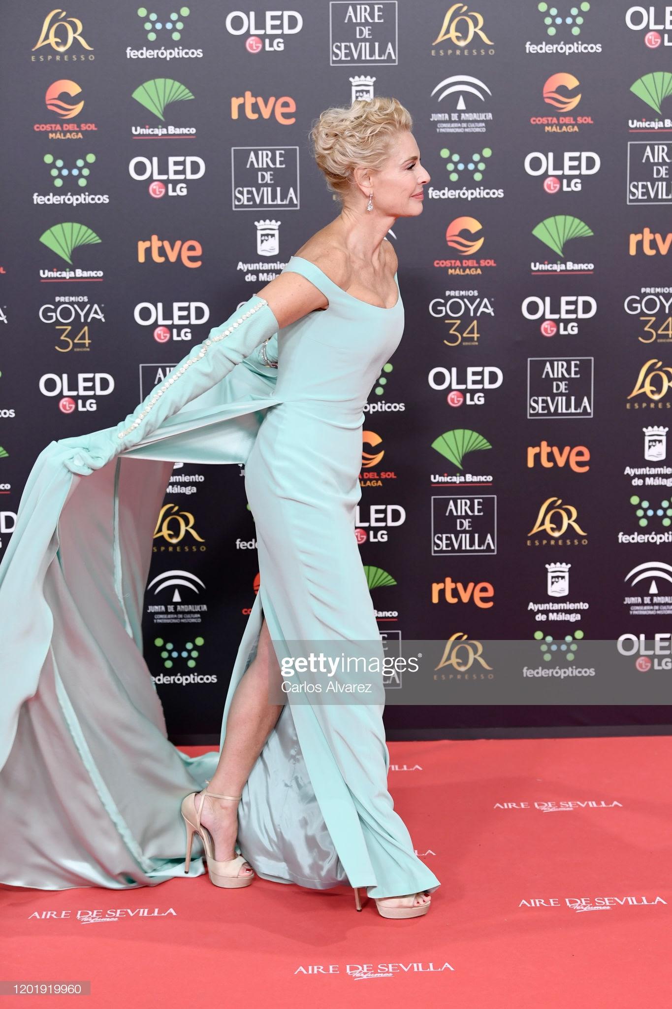 0fca1343 3c32 411a bf94 33131e08f81a - Premios Goya 2020 : Looks de todas las celebrities que lucieron  marcas de Replica