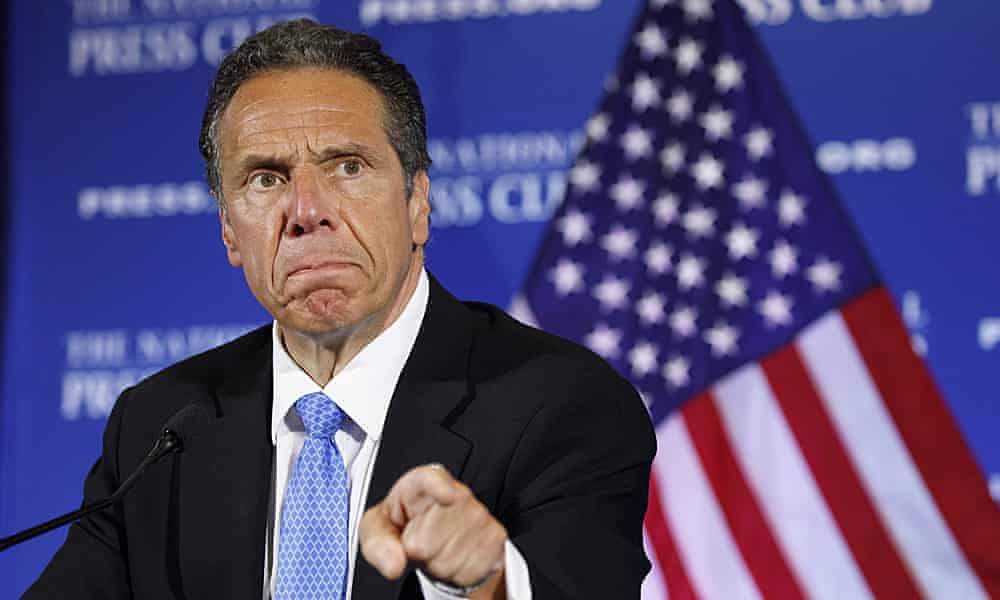 How Cuomo fell from grace over Covid nursing home scandal