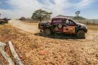 Nesta quarta o Rally dos Sertões entra no Estado do Mato Grosso (Sanderson Pereira/PhotoEsporte)