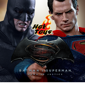 HOT TOYS SUPERMAN V BATMAN