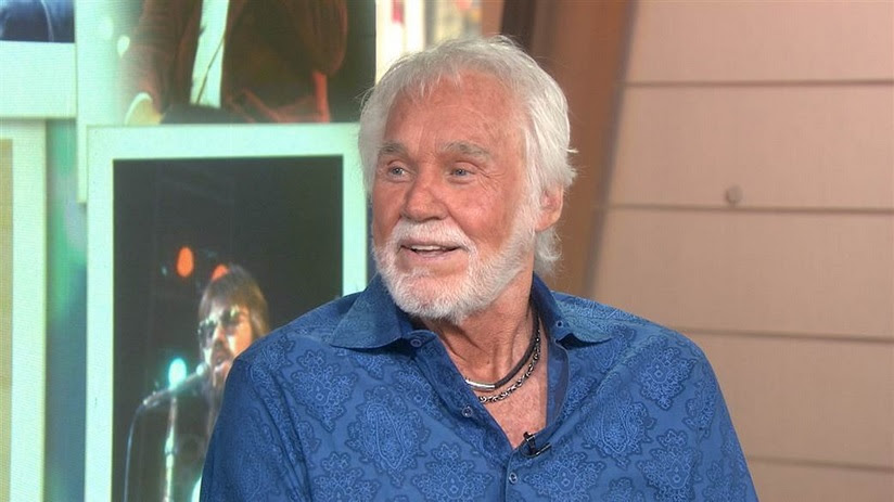 Kenny Rogers on TODAY