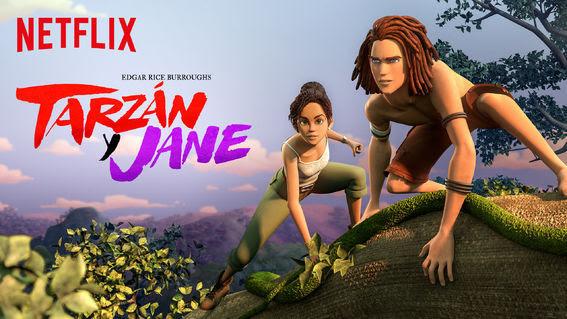 Tarzan   Jen SPA