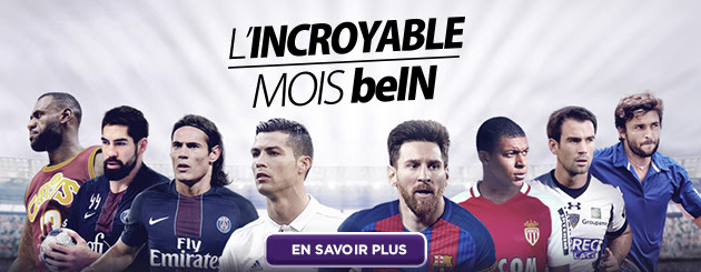 L'incroyable mois beIN