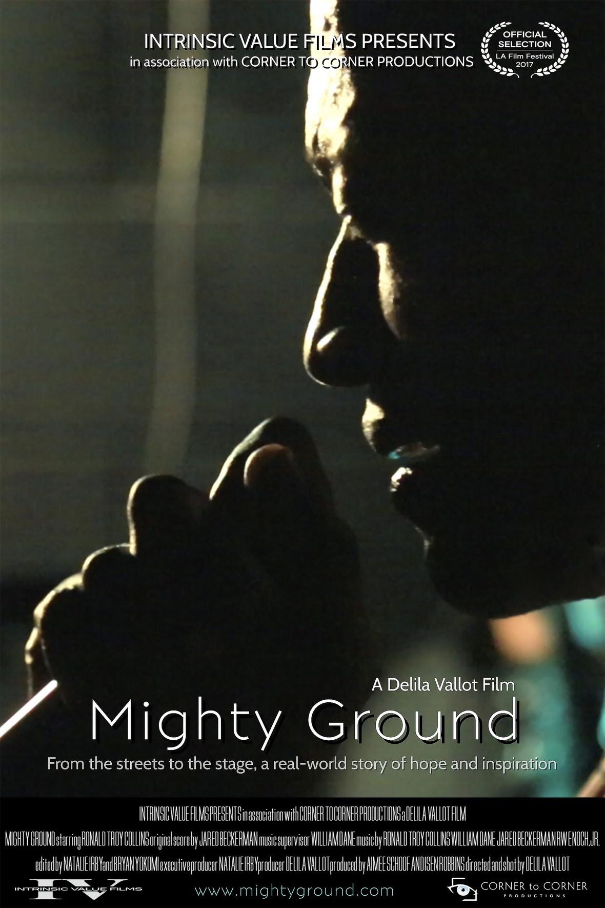 Mighty Ground Key Art LAFF