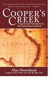 Cooper's Creek by Alan Moorehead
