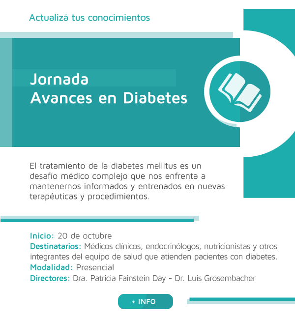 Jornada Avances en Diabetes
