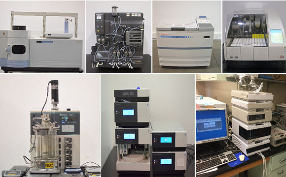 Akta Pilot - Agilent, Waters, and Thermo  HPLCs - Bioreactors - Sakura Histology Equipment