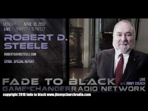 Robert David Steele: The Deep State and More  4.11.17