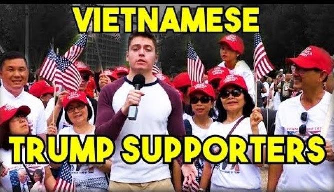Phong Trào Ủng Hộ TT Trump Tái Cử   Người Việt Ngày Nay