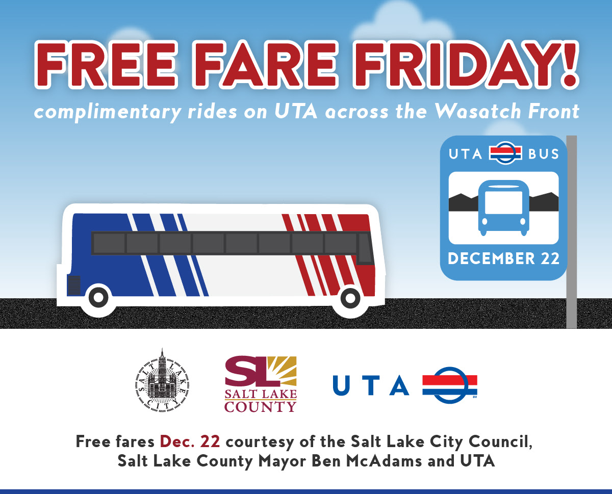 Free Fare Friday!