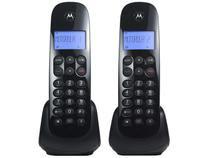 Telefone Sem Fio Motorola MOTO700-MRD2 + 1 Ramal