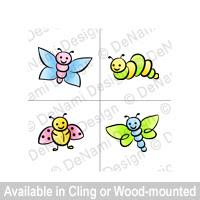 PF66 Garden Bugs