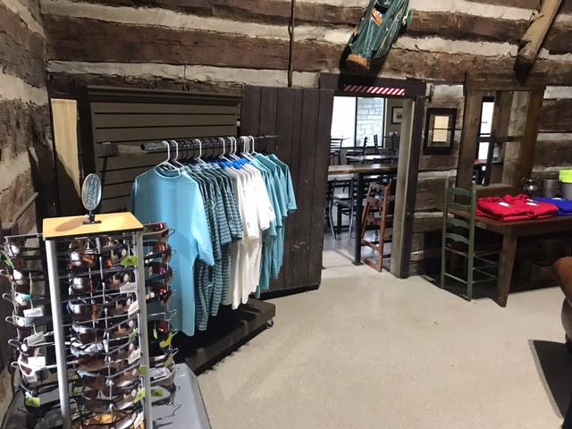 New Edwin O'Dell golf shop