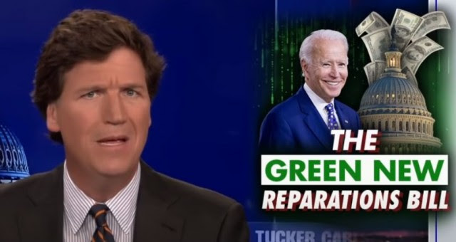 WATCH: Tucker Carlson Just Opened Up A Can Of Whoop Ass On Biden For Doing THIS To Americans