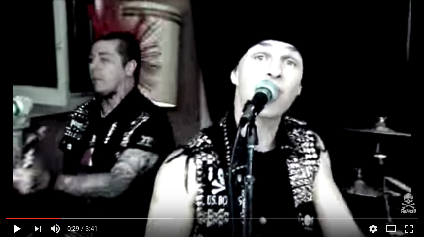 Fallback Down - Rancid [Official Music Video]