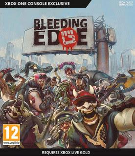 Microsoft exkluzív játékok akciója – Bleeding Edge