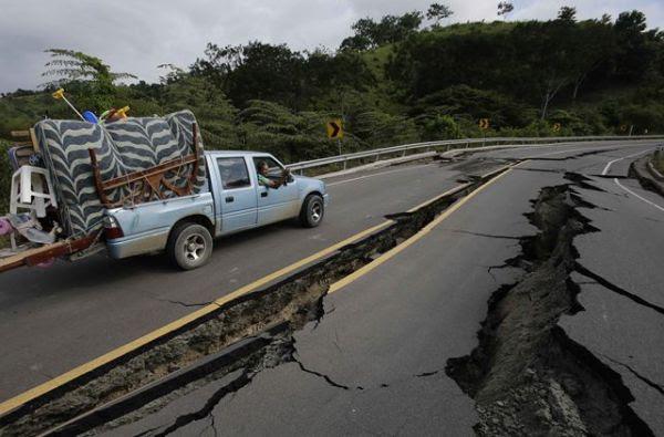 Equador Earthquakes -6
