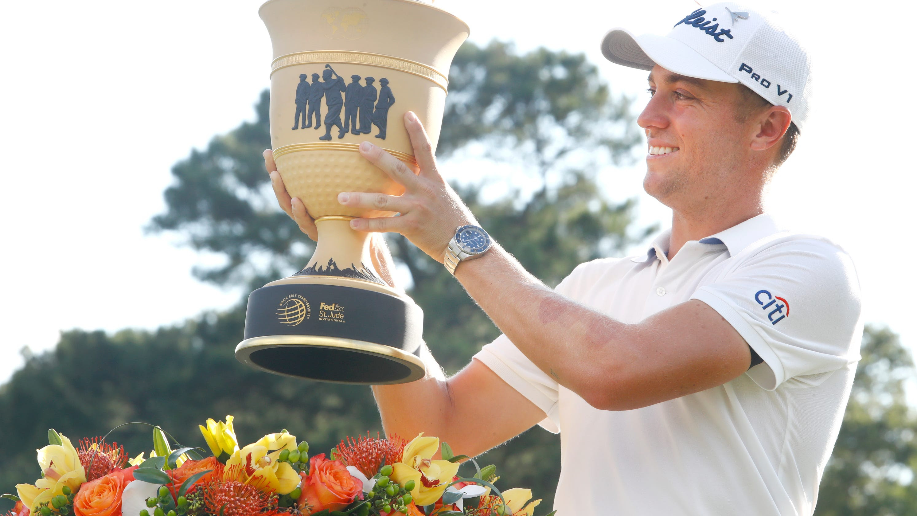 Flipboard: Justin Thomas won the 2020 WGC-FedEx St. Jude Invitational in thrilling fashion. Let's never do it again.