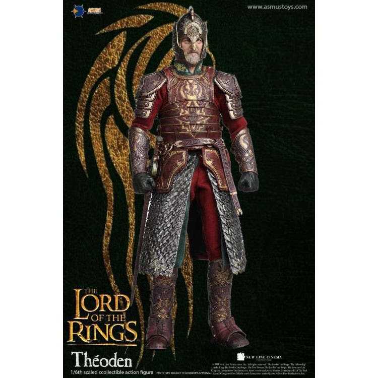 Image of The Lord of the Rings Theoden 1/6 Scale Figure - SEPTEMBER 2019