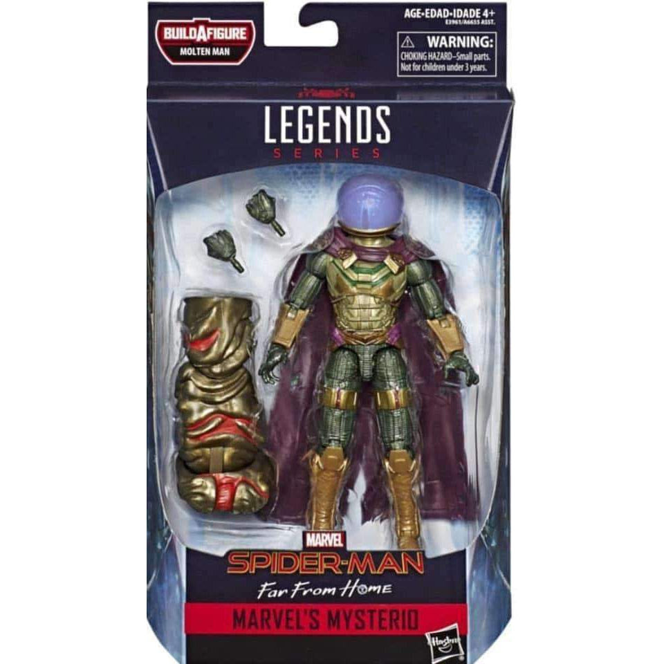 Image of Amazing Spider-Man Marvel Legends Wave 12 - Mysterio