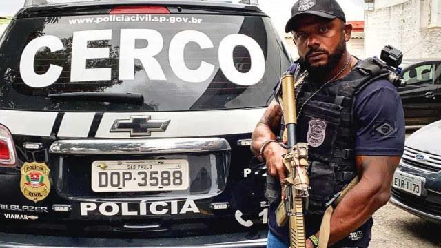 Delegado Da Cunha ameaçou atirar na cara da ex-mulher, indica boletim de ocorrência