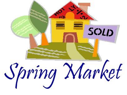 April Banner - Spring