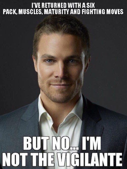 The 15 Best 'Arrow' Memes on the Internet Right Now - The Moviefone ...