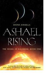 Ashael Rising by Shona Kinsella