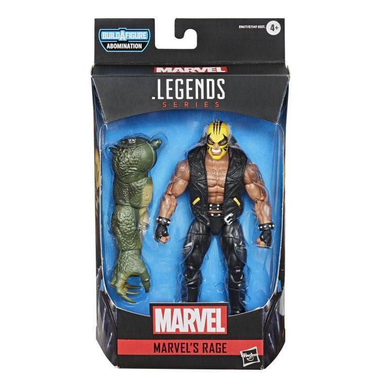 Image of Avengers Video Game Marvel Legends 6-Inch Rage Action Figure (BAF Abomination) - MAY 2020