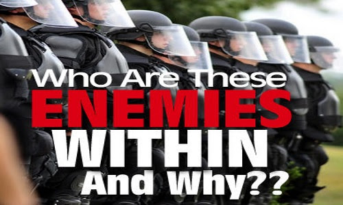 Who Are These Globalist Enemies? (Who Are the Globalist Conspirators Who Control Our Government? What Are They Trying to Do?) +Video