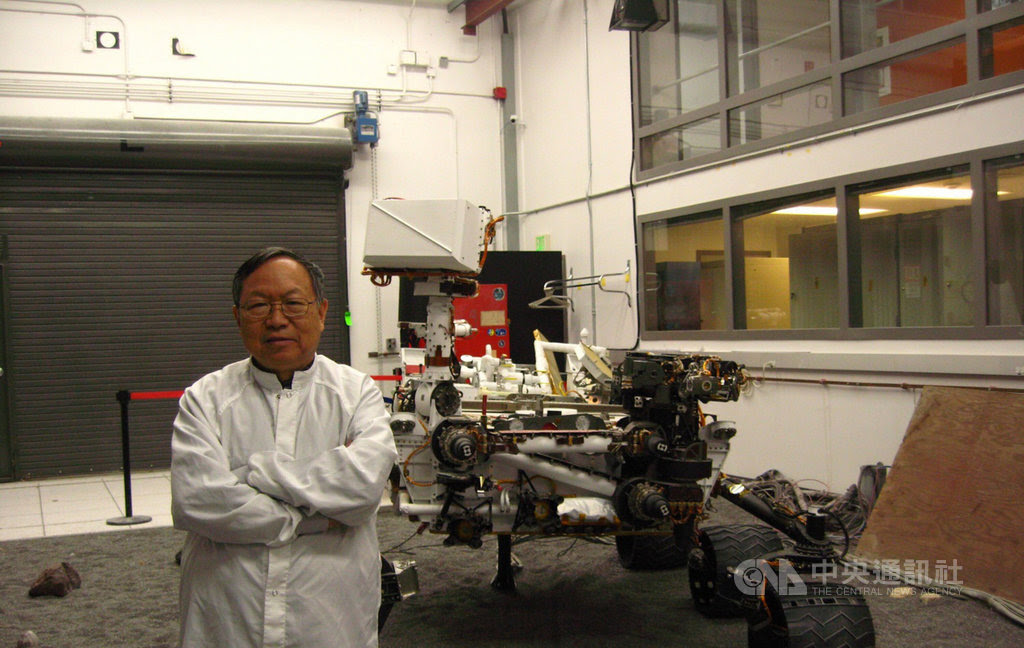 785. 火星有多遠 NASA工程師劉登凱:傳訊要花14分鐘/02/2021
