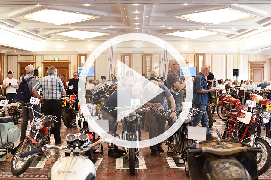 Auction Highlights [National Motorcycle Museum, June 2017]