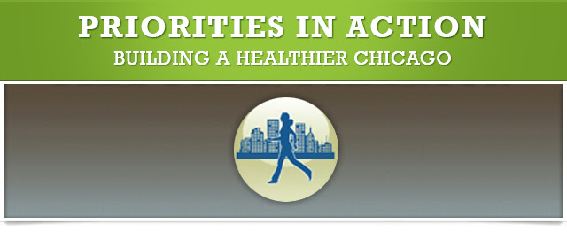 Priorities In Action: Building A Healthier Chicago