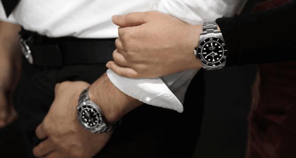 Couple's Watch