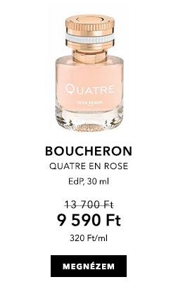 Májusi Douglas ajánlatok - Quatre En Rose - Eau de Parfum