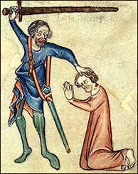 Thomas of Lancaster Executed