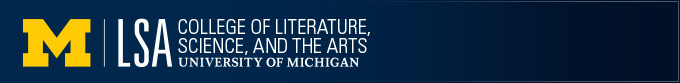 University of Michigan College of Literature, Science, and the Arts